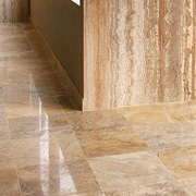 Floor and veneer travertine Peruvian Minerals
